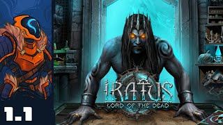 Let's Play Iratus: Lord of the Dead - PC Gameplay Part 1 - Life Is A Disease...