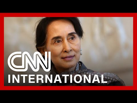 Myanmar's Aung San Suu Kyi hit with new charge