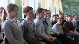 """Ток- шоу """"Герой нашего времени"""" с Екатериной Кейб, 17.03.2015, г.Балашов"""