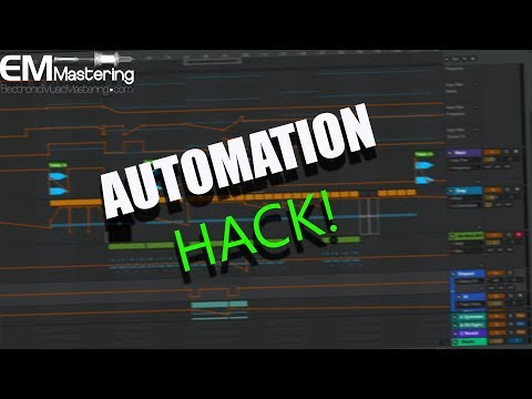The Best Way to Automate Levels in Ableton Live