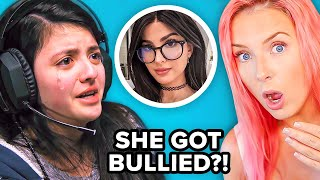 GIRL BULLIED FOR GAMING (pt 2 dhar mann ft sssniperwolf)