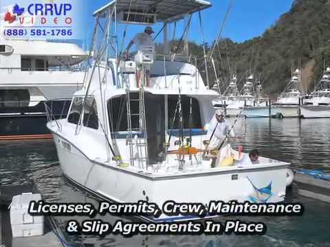 Profitable Charter Sport Fishing Business W/2 Equipped Boats - Los Suenos, Costa Rica