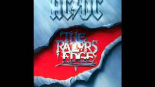 AC/DC The Razors Edge - Money Talks Lyrics: Tailored suits, chauffe...