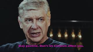 Arsene Wenger  Coaching Philosophy