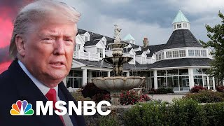Another Criminal Investigation Reportedly Looking At Trump Golf Course Tax Scheme