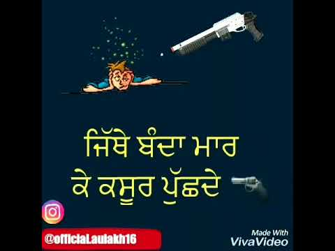Lifestyle punjabi song whatsapp status