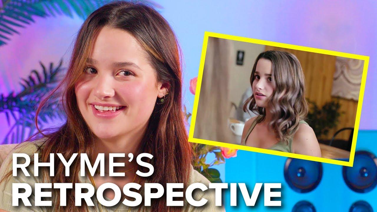 RHYME'S RETROSPECTIVE   Jules LeBlanc Reacts!