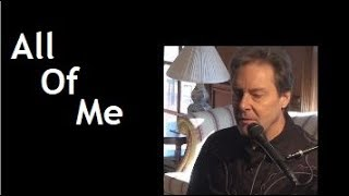 Play 'All Of Me' jazz standard on piano. Beginner to Advanced. JPC 115