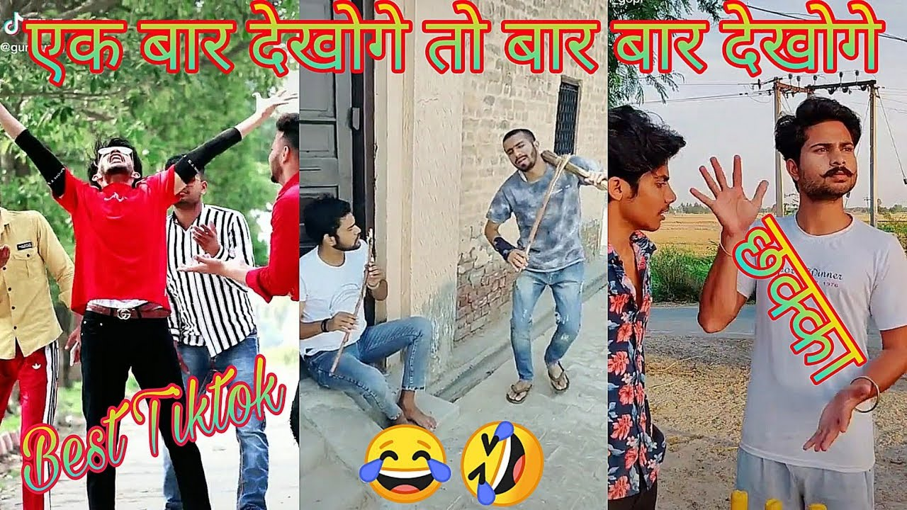 ⭐ Tiktok😆 Trending Funny videos 🤣| Latest Musically 😂 videos | Best Tiktok 😉👌😘😍