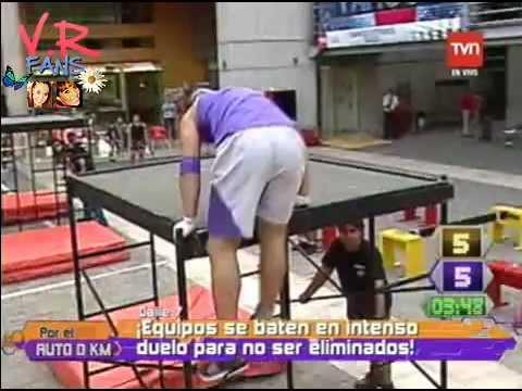 "Valentina Roth compitendo en ""La Plataforma"" - Calle 7 {27 ..."