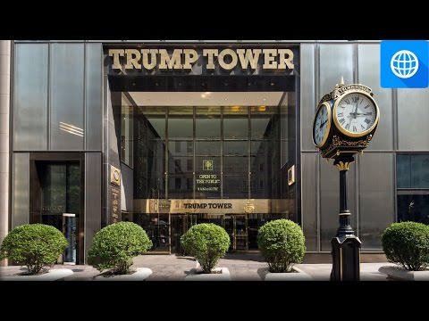 Top 10 Donald Trump's Tallest Buildings in the United States