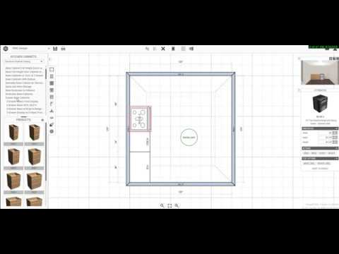 Getting Started With Design N Quote Free Online Kitchen Designer
