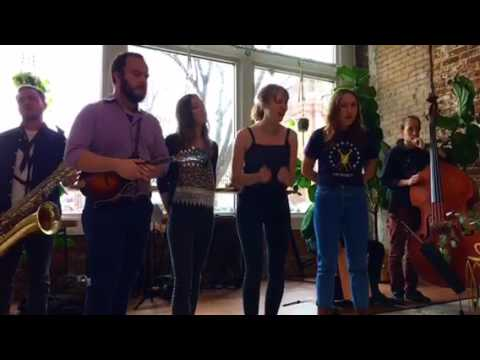 Upstate Rubdown - Live in Chattanooga - Wildflower Tea Shop & Apothecary