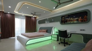 5-Bhk Luxurious Apartment in Ahmedabad, India.