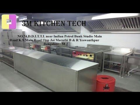 Kitchen Equipments Manufacturers Peenya Bangalore Goa South North India