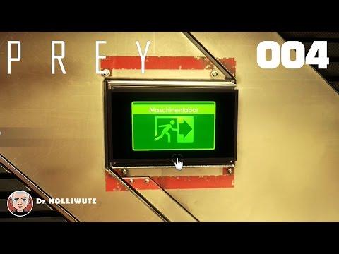 PREY #004 - Zum Maschinenlabor [PS4] Let's play Prey
