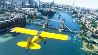 Microsoft Flight Simulator 2020 - London Update Pack & Viewer Suggestions!