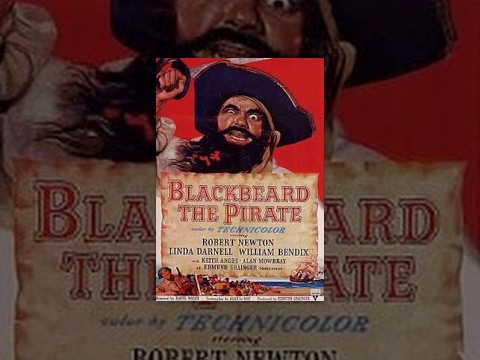 Blackbeard, the Pirate Trailer