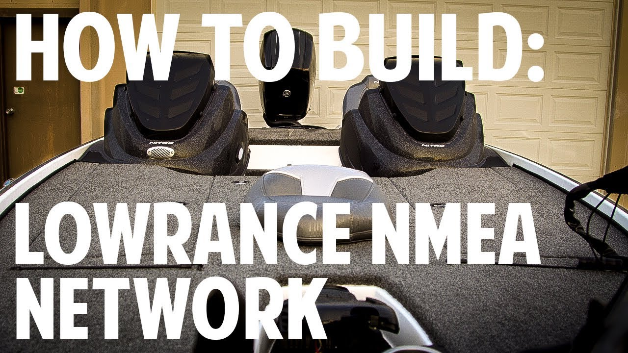 How to Build a Lowrance NMEA Network Gateway Lowrance Wiring Diagram on