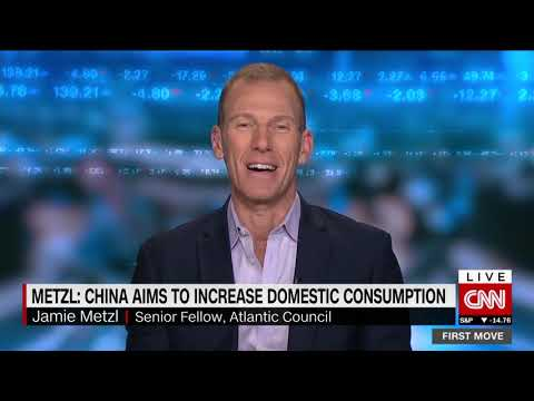 Jamie Metzl discusses Singles Day and China's Economy
