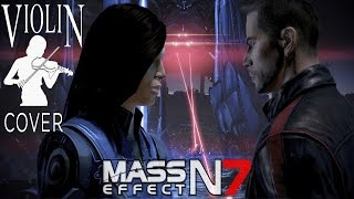 Mass Effect Trilogy Tribute | Classical Farewell | L.Stirling Music Cover