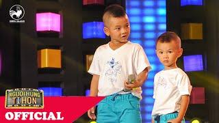 Người Hùng Tí Hon | Tập 4: Tài năng đặc biệt - Minh Quang & Minh Nhựt (Biệt đội Tí Hon)