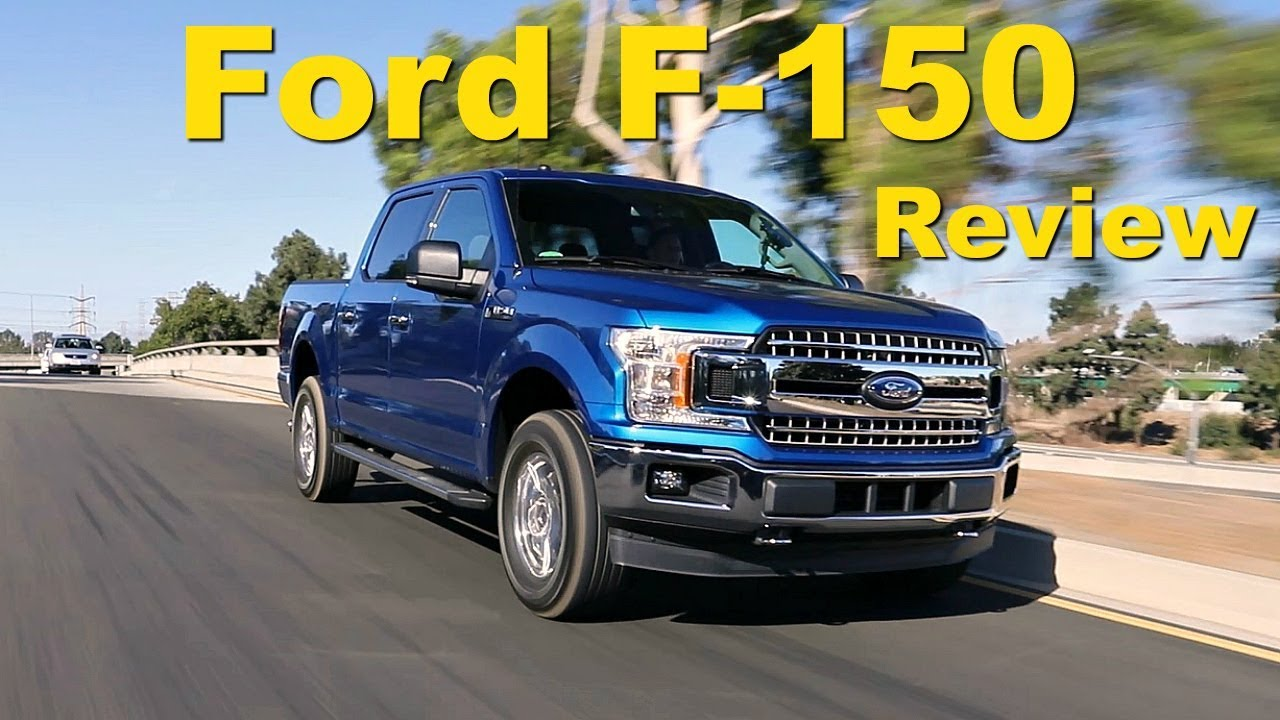 2018 Ford F 150 Review And Road Test