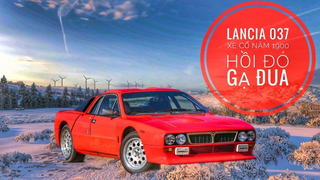 Forza Horizon 4 #1 - Lancia Stradale 037 Hành Trình Trở Thành Tay Đua Huyền Thoại