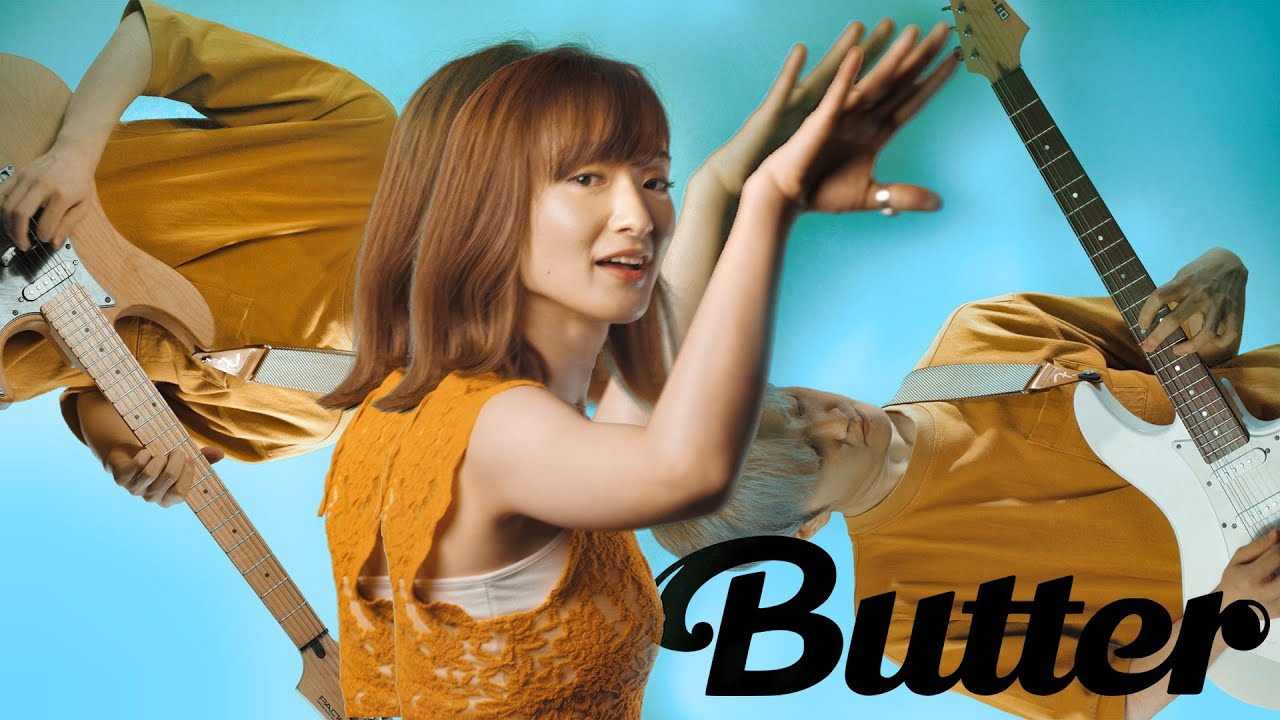 BTS - Butter (Cover by Kei Takebuchi/YAMO Band)