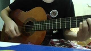 Trưa vắng guitar cover
