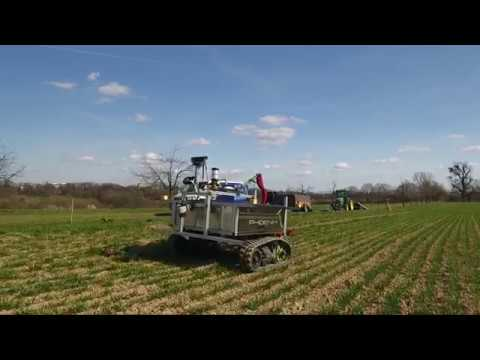Autonomous mechanical weed control
