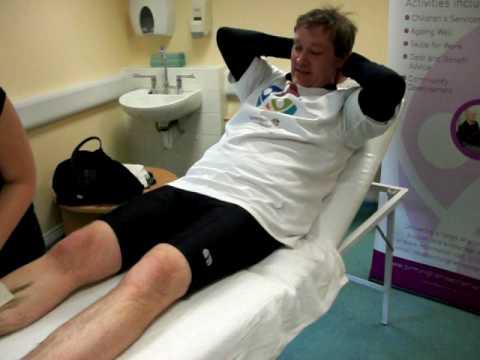 Leg Waxing for Birmingham Settlment - take 2!