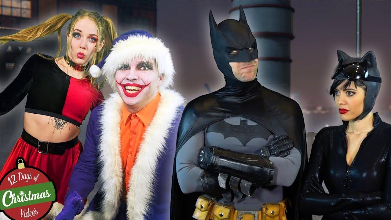 Think, batman catwoman christmas idea