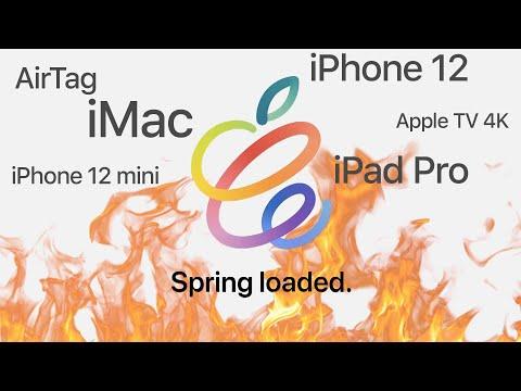 ВСЯ презентация Apple за 3 МИНУТЫ | САМАЯ МОЩНАЯ