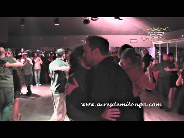 Roma, milonga El Conventiyo, tango en Italia