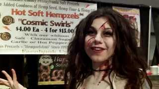 Video Zombies from Bare Exposure Come Alive with Hempzels Hot Soft Pretzels download MP3, 3GP, MP4, WEBM, AVI, FLV September 2017