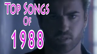 Cover images Top Songs of 1988