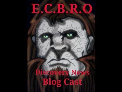 E.C.B.R.O.  Discovery news blog cast (SPECIAL SHOW)