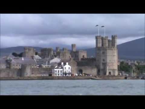 12 June 2011 - VB182 - Caernarfon Castle