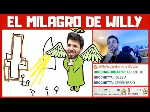 EL MILAGRO DE WILLY - (PINTURILLO VEGETTA777)
