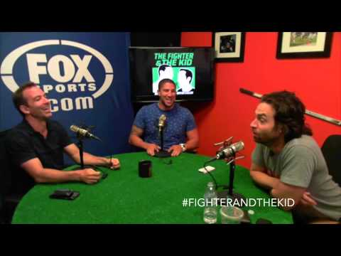#FighterAndTheKid: Chris D'Elia