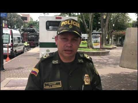 ¿Qué pasa con los infractores que la policía se lleva en camión?
