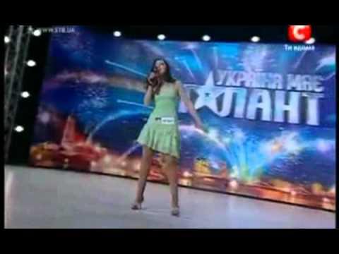Видео, порозище на сцене украинской минуты славы