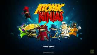 Atomic Ninjas Have Game, Will Play Review