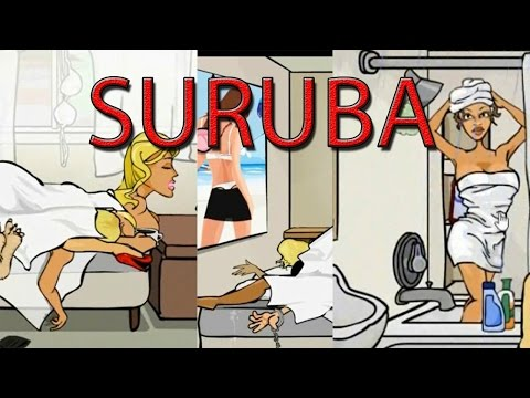 SURUBA COM MINAS GOSTOSAS - Crazy Hangover [REUPADO]