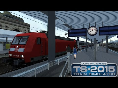 TS2015: DB BR 145 |