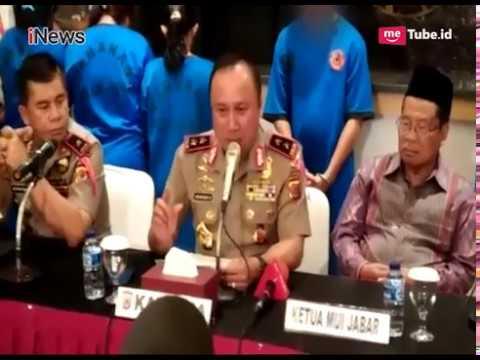Polisi Berhasil Menangkap 6 Tersangka Video Porno Yang Melibatkan Anak - Police Line 08/01