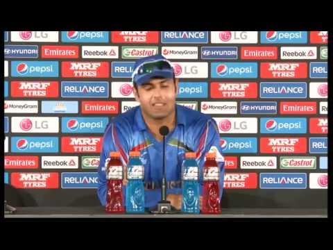Live Post Match Press Conference New Zealand v Afghanistan - Napier