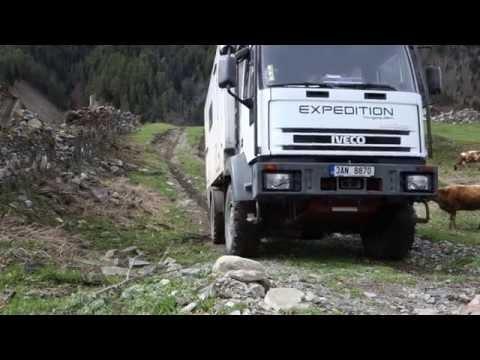 Mongolia Expedition 2014 / 02 - Georgia And Armenia