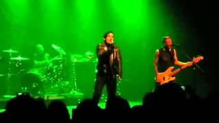 "Aiden ""Crawling Up From Hell"", live, opening song,  @ Gramercy Theatre NYC"